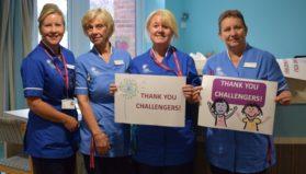 £50 challenge trinity hospice